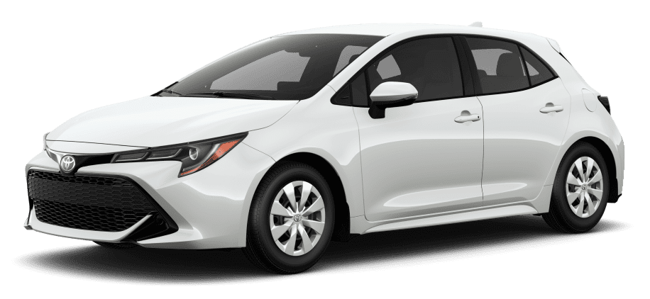 Corolla Hatchback CVT