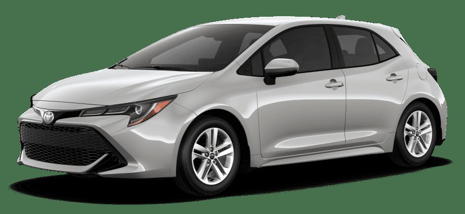 Corolla Hatchback SE CVT