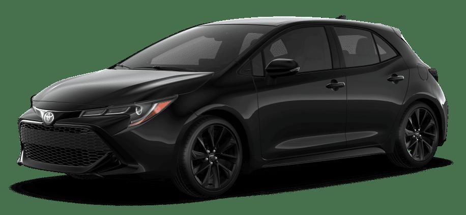 Corolla Hatchback SE Nightshade CVT