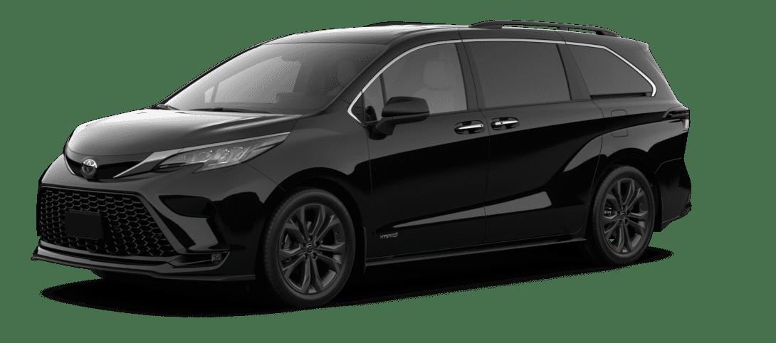 Sienna XSE FWD 7-Pass Technologie